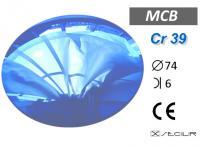 Cr 39 MCB Mavi C74 B6 S10 UV Filtre