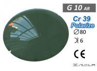 Crpol G10 Yeşil AR Polar C80 B6 UV Filtre