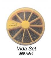 Gözlük Vida Set X500