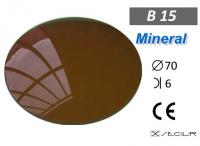 Mineral Kahve B15 C70 B6 UV Filtre
