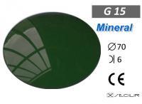 Mineral Yeşil G15 C70 B6 UV Filtre