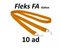 Gözlük Askı LF Flex Kahve