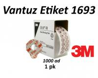 3M 1693 Vantuz Pedi (1000)