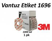 3M 1696 Vantuz Pedi (1000)