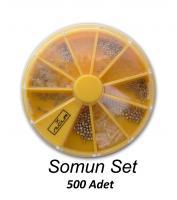 Gözlük Somun Set X500