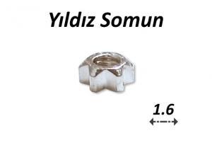 Gözlük 1.6 Somun Yıldız VS16Y X100