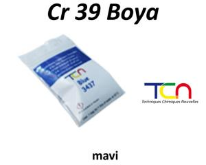 TCN Cr 39 Boya 3437 Mavi