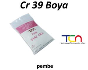 TCN Cr 39 Boya 3442 Pembe