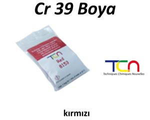 TCN Cr 39 Boya 8153 Kırmızı