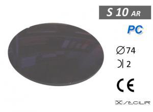 PC S10 AR C74 B2 UV Filtre